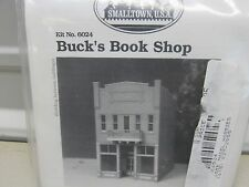 SMALLTOWN USA~ BUCK'S BOOK SHOP -KIT ~HO SCALE