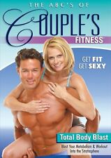 The ABC's of Couples Fitness: Total Body Blast (DVD, 2007) * NEW *