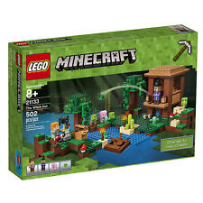 LEGO Minecraft The Witch Hut Set 21133