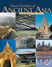 Seven Wonders of Ancient Asia (Seven Wonders),Michael Woods, Mary Woods,New Book