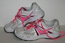 Nike Dart 10 Running Shoes, #580427-100, White/Pinks,  Womens US Size 8