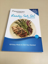 Weight Watchers Ready , Set , Go! Cookbook . 125 Easy Meals (NEW)