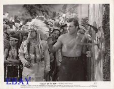James Craig barechested VINTAGE Photo Valley Of The Sun