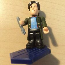 Doctor Who Character Building Series 3 The Eleventh Doctor 11th Dr. Long Coat