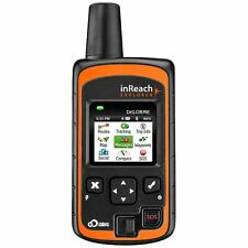 DeLorme inReach Explorer ➤ Satellite Communicator & GPS Tracker ✴New In Box✴