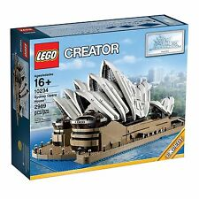 Lego Creator 10234 Sydney Opera House - NEW. *RETIRED ITEM* OFFERS WELCOMED