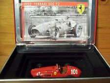 1/43 LA STORIA  FERRARI 500 F2 ALBERTO ASCARI WINNER GERMANY 1952 WORLD CHAMPION