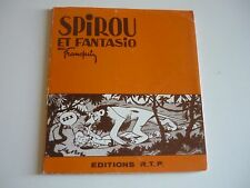 Spirou et Fantasio -- Réedition de 1948 --