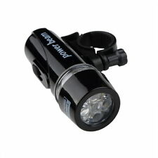 MINI LAMPE TORCHE SUPER PUISSANT VELO MILITAIRE 5 LED TYPE POLICE AVEC + SUPPORT