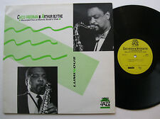 LP Chico Freeman Arthur Blythe - Luminous - mint- Live Ronnie Scott's John Hicks