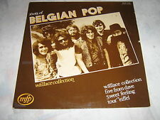 COMPIL LP BELGE BELGIAN POP FIVE FROM DAVE TOUR EIFFEL