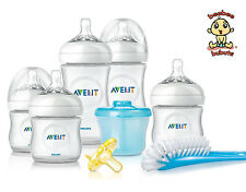 Avent Natural Infant Starter Gift Set or Newborn Starter Set BPA Free