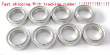 8pcs Upgrade Parts bearing 10*15*4MM 582002 for 1/10 RC Buggy FS Racing