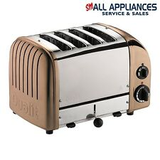 DUALIT 4 SLICE COPPER 47450 FITTED WITH AUS P/END 5 YR ELEMENT WTY - HEIDELBERG