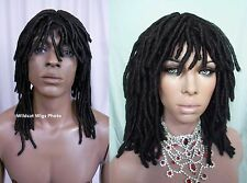 DREADLOCK NOT a Costume Wig,  Quality!  Color choice   UNISEX WIG *
