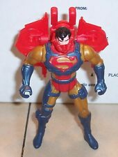 1996 Kenner Superman The Man Of Steel Solar Suit Superman Action Figure