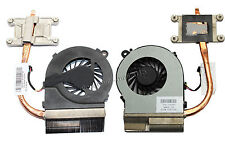 NEW HP CQ62 G62 CQ42 G42 CPU Cool Heatsink Fan 638402-001 595832-001  597780-001