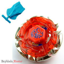 Beyblade BB-40 DARK BULL H145SD Metal Masters Fusion+Single spin Launcher