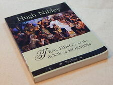 Teachings of the Book of Mormon Part Four by Hugh Nibley softcover 2004