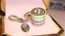 New Juicy Couture Hot Cocoa Cup Charm For Bracelet, Necklace,Handbag