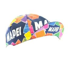 MAPEI RETRO CYCLING BIKE CAP - Vintage - Fixed Gear - Made in Italy