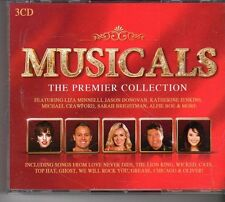 (FD426B) Musicals: The Premier Collection, 60 tracks - 3CDs - 2012