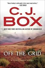 OFF THE GRID by C. J. Box (2016, Hardcover, Dust Jacket, 1st Edition) NEW VF