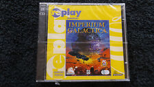 IMPERIUM GALACTICA PC CD-ROM NEW SEALED FAST POST ( RTS strategy game )