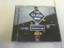 The Clash - From Here to Eternity, Live - The Clash CD 5099749618329