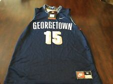 NEW W/Tags Georgetown Hoyas NIKE Basketball Jersey Men's Medium College