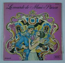 Goublier son Henri-La Cocarde de Mimi-Pinson Opera/Benedetti-France Decca 2LP NM