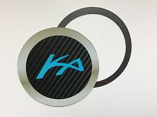 Magnetic Tax disc holder fits any ford ka collection style zetec street se blue