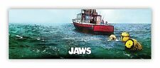 JAWS art print movie poster STEVEN SPIELBERG