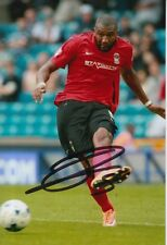 COVENTRY CITY HAND SIGNED REDA JOHNSON 6X4 PHOTO 3.