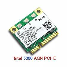 Intel WIFI Link 5300 AGN MIMO AN HMW 450M Wireless Half Mini PCI-E Network Card