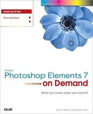 Adobe Photoshop Elements 7 on Demand-ExLibrary