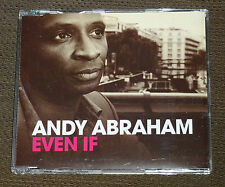 Eurovision Song Contest 2008 UK Andy Abraham Even If CD single