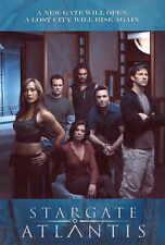 STARGATE: ATLANTIS Movie POSTER 27x40 Joe Flanigan Torri Higginson Rachel