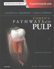 Cohen's Pathways of the Pulp by Louis H. Berman, Kenneth M. Hargreaves (Mixed me
