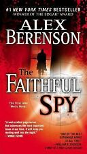The Faithful Spy 1 by Alex Berenson (2008, Paperback)
