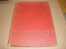 1939 San Diego State College school YEARBOOK