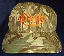 O'Reilly Auto Parts Camouflage Baseball hat