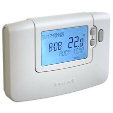 HONEYWELL CM901 1 DAY PROGRAMMABLE ROOM THERMOSTAT DIGITAL TIME CLOCK STAT