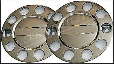 "WHEEL TRIMS STAINLESS STEEL 22.5"" TRUCK SCANIA,VOLVO,DAF,MAN,IVECO,MERCEDES,RENO"