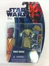 Star Wars Clone Wars Mace Windu Figure Hasbro 2012