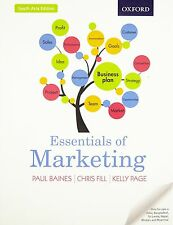 Essentials of Marketing by Kelly Page, Chris Fill and Paul Baines (2013, Pape...