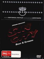 Sin City - DVD & Book Recut & Extended Region 4