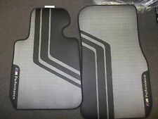 BMW M Performance Floor Mats 3 Series F30 328i 335i 2012-2016  Front OEM
