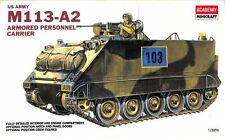 Academy 1354 U.S. M113A2 Armored Personnel Carrier