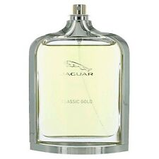 Jaguar Classic Gold Cologne by Jaguar, 3.4 oz EDT Spray for Men Tester NEW